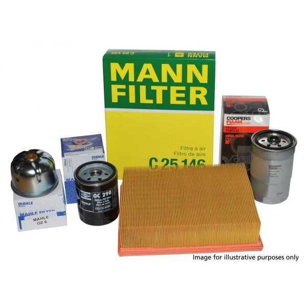 Service Kit Freelander 1 TD4 tot VIN 2A209830 OEM