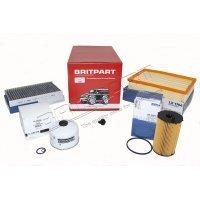 Filterpakket Range Rover Sport 2.7 ltr TdV6 diesel v.a.7A000001