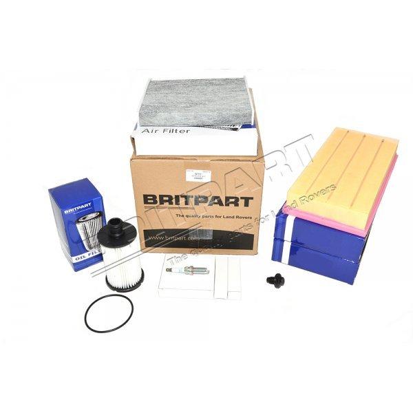 Service Kit Range Rover L405 tot VIN EA128397 / Range Rover Sport tot VIN EA301262 3.0 V6 Benzine Britpart
