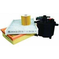 Filterpakket Freelander 1 2.5 ltr V6 Benzine