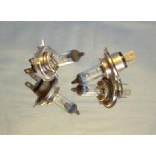 H4-koplamp voor montage in standaard koplampen