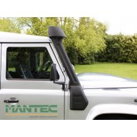 Mantec verhoogde luchtinlaat  Defender