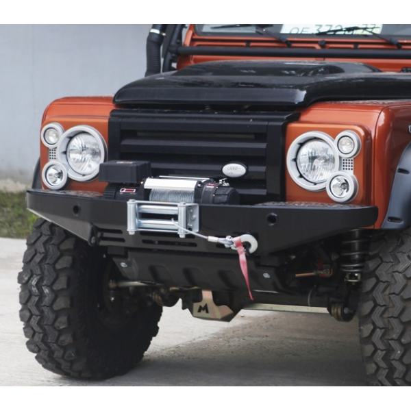 Pro Taper lierbumper airco Defenders voor Superwinch LP8500, Talon 9.5 en 9.5i en de Warn Zeon
