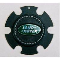 Land rover logo groen