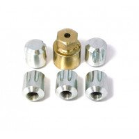 KIT-LOCKING NUT ROAD WHEELS - RTC9535