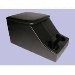 Cubby-box opbergvak tussen voorstoelen