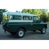 , Algemeen, Vis Land Rover, Vis Land Rover