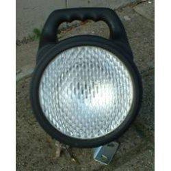 RING werklamp Ronde uitvoering