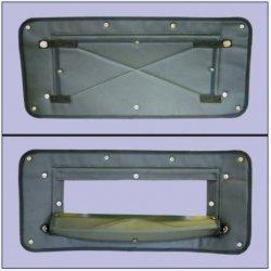 Radiateurhoes Defender en Series III 109 V8