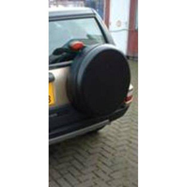 Freelander hard cover met flexibele rand voor velgmaten 15″, 16″, 17″ en 18″ zonder opdruk
