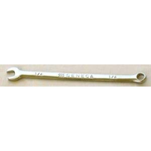 """SENECA 16-delige Combinatie Ring- Steeksleutelset Engelse maten – Sleutelmaat 1/4 """" t/m 1-1/4 """""""