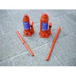 Hydraulische potkrik 4-tons uitvoering dubbele cilinder