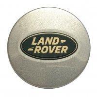 Land Rover Naafkap Zilver