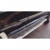 Side mouldings stootrubbers Landrover Discovery