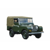 Land-Rover Series II en IIA