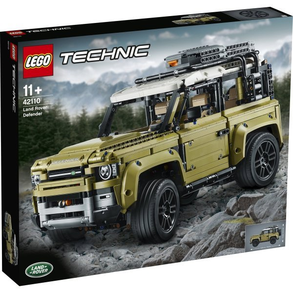 LEGO Technic Land Rover Defender 2019