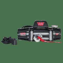 Warn VR EVO 8 - 12V Staalkabel