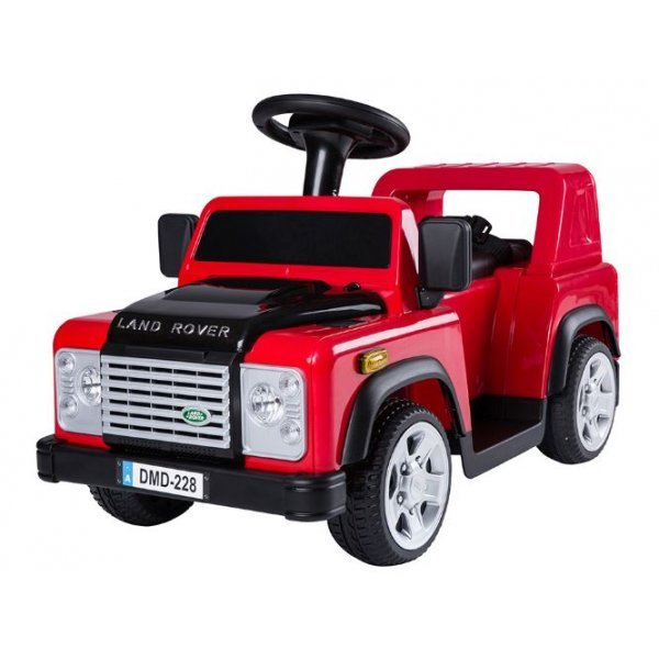 Ride On Defender Red