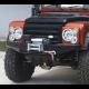 Terrafirma Pro Taper winch bumper