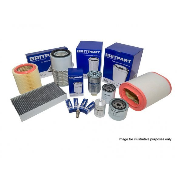 Service Kit Series 2.25 Benzine Vanaf 1964 Lucas Ignition (sliding points) Britpart