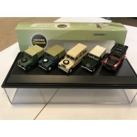 Land Rover Historic Set van 5 Auto's