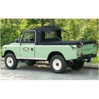 Series 2 / 3 - 109 - Truck Cab - Verlengd - Standaard
