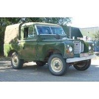 Land Rover 88 - Zonder zijramen - 3/4