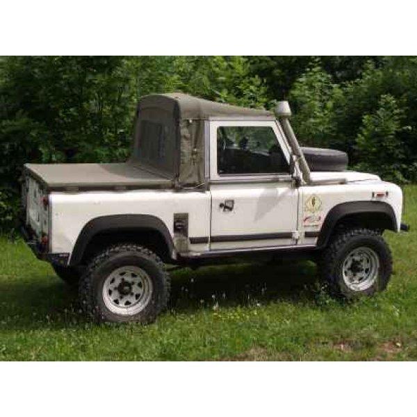 Defender 90 / 110 - Truck Cab - Verlengd / Rollbar