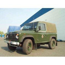 Land Rover Defender 90 - Zonder zijramen - Volledige Daklengte - 1984 - 2003