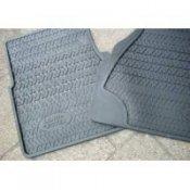 Rubber matten set